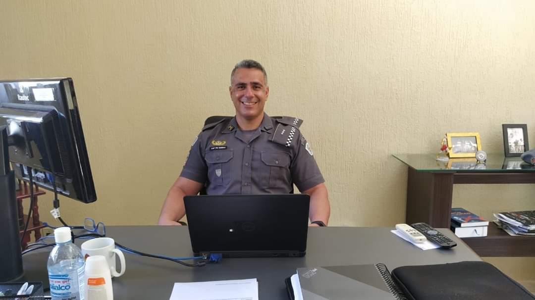 Segunda Companhia de Polícia Militar – Pirajuí tem novo Comandante