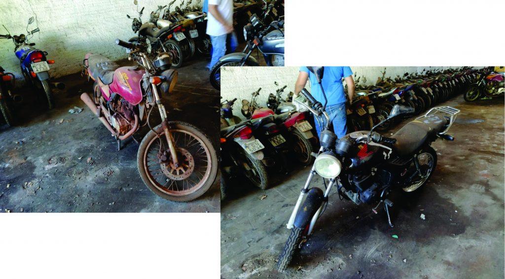 Policia Militar de Paraguaçu Paulista recupera duas motos resultado de furto e prende acusado.