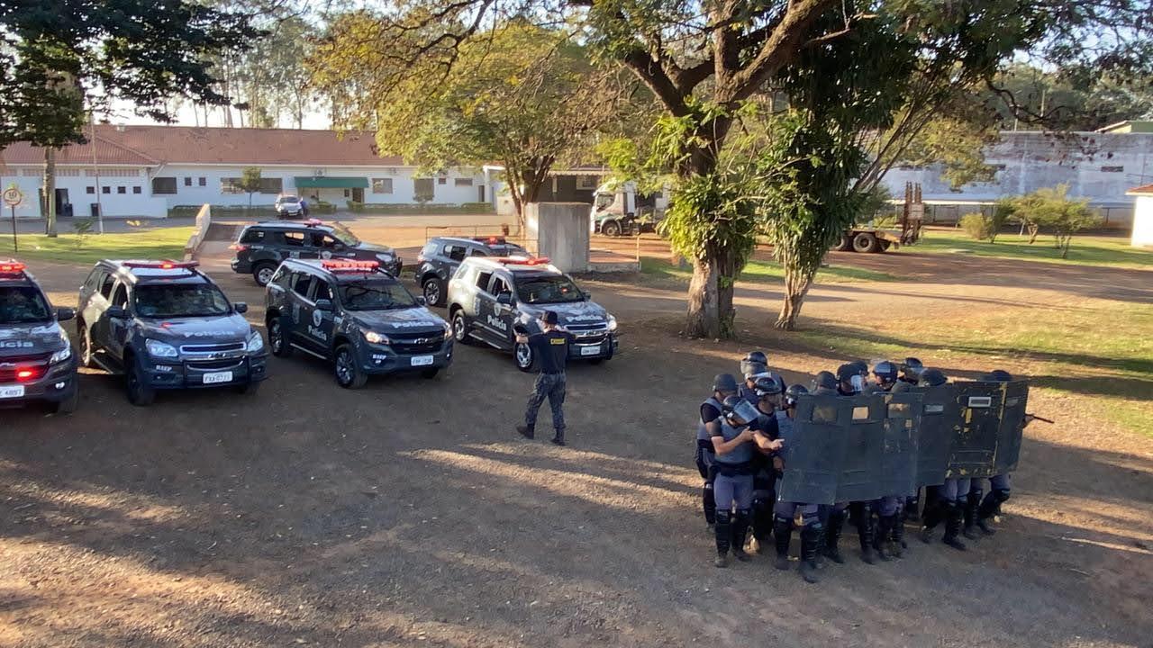 Região de Bauru ganha Baep para reforçar o patrulhamento.