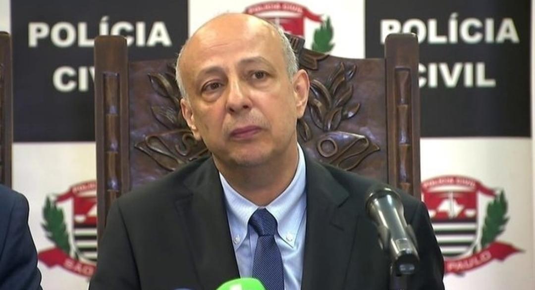 Delegado-geral da Polícia Civil de SP sofre tentativa de assalto e atira em suspeito
