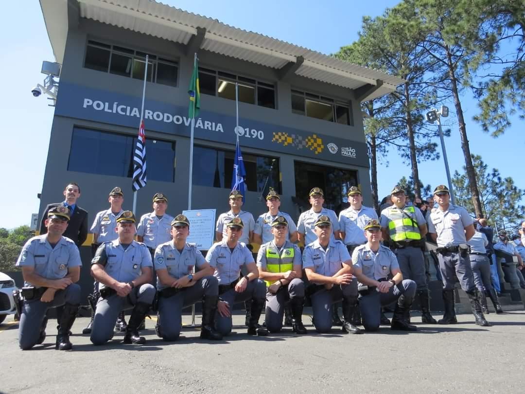Inauguração do 6° Batalhão de Polícia Rodoviária