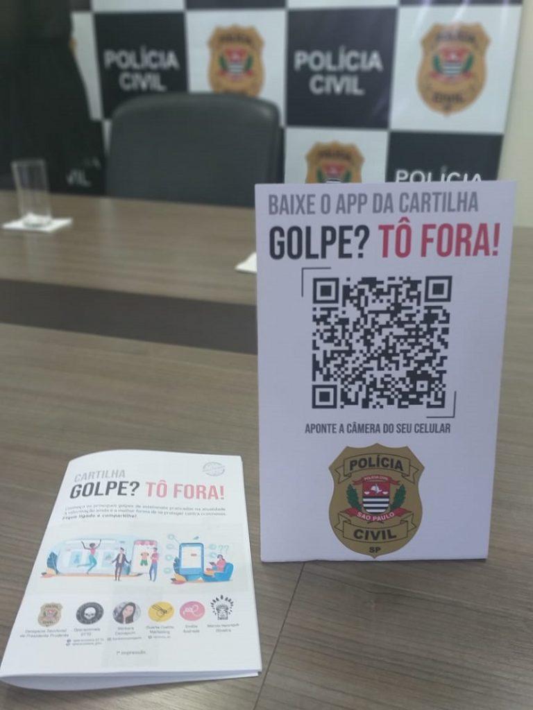 Polícia Civil lança aplicativo para prevenir golpes de estelionato