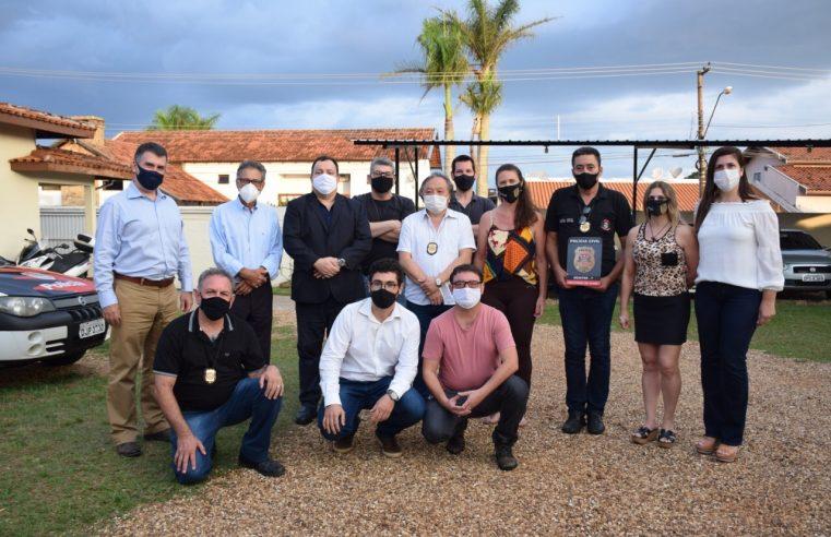 Delegacia Seccional de Avaré mantém certificação ISO 9001