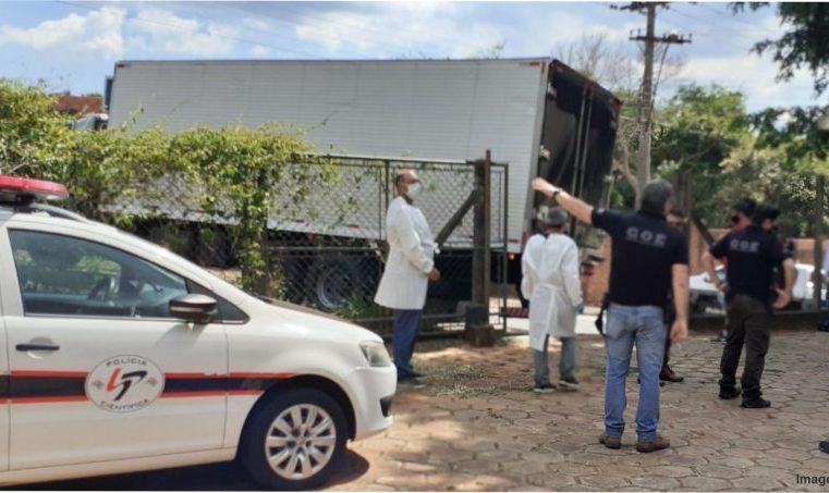 Força-tarefa conclui identificação e libera corpos dos 41 mortos do acidente em Taguaí