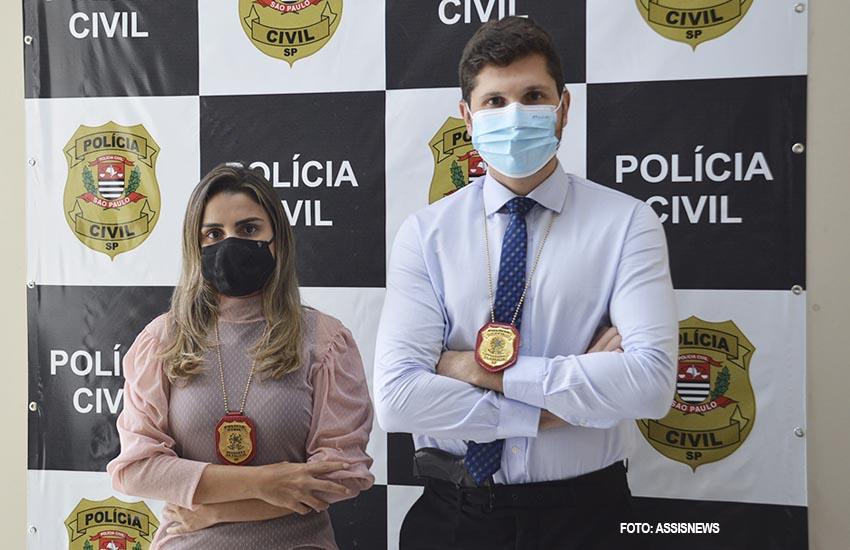 Delegacia Civil de Paraguaçu Paulista recebe dois novos delegados