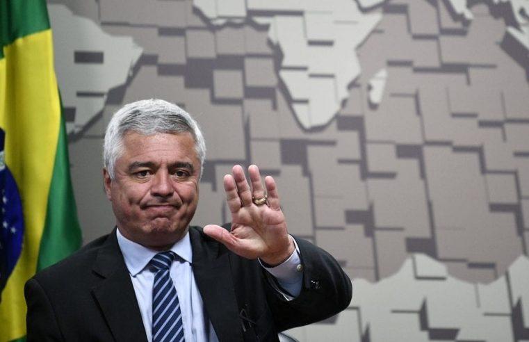 Major Olimpio, líder do PSL no Senado, morre vítima da Covid-19