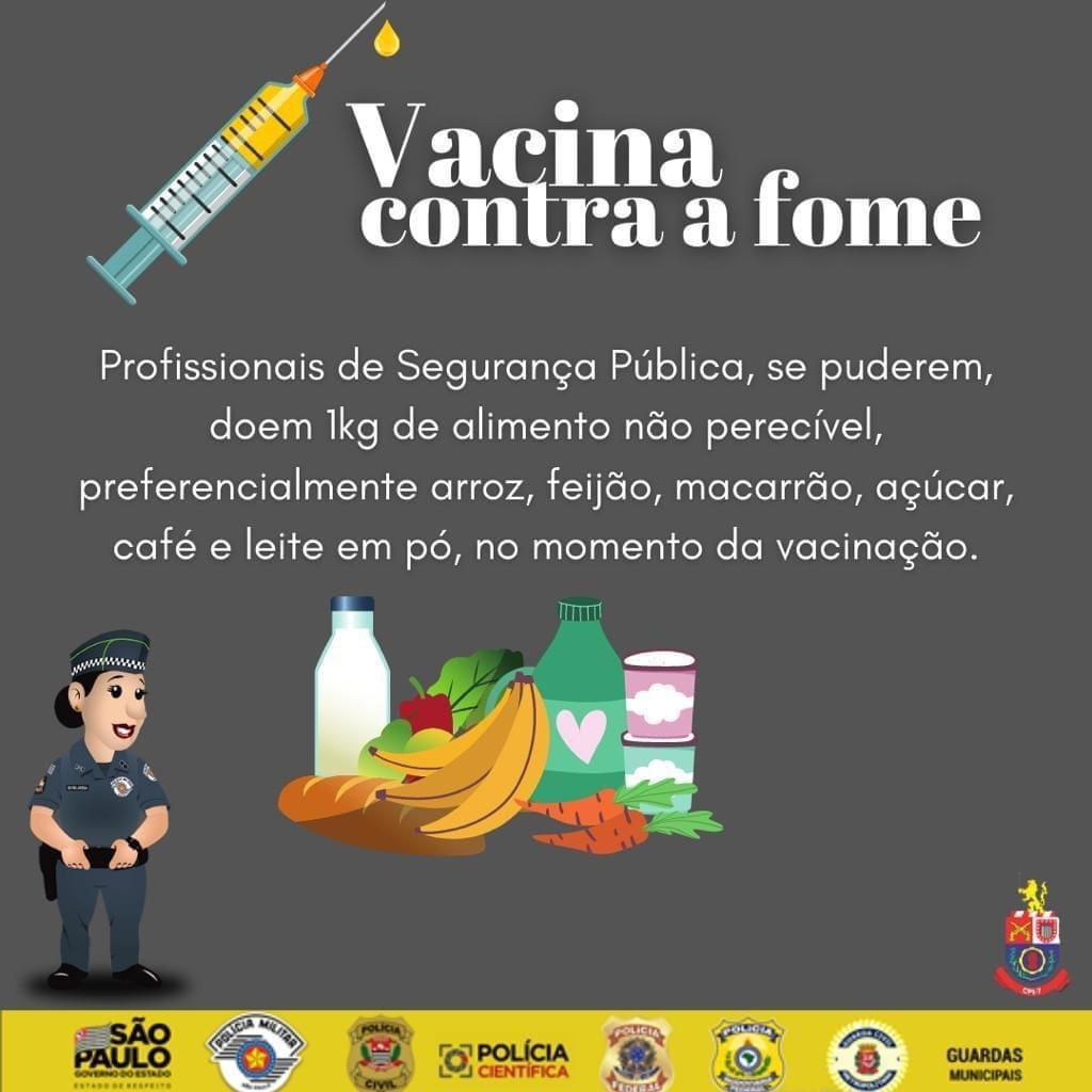 Vacina contra a Fome