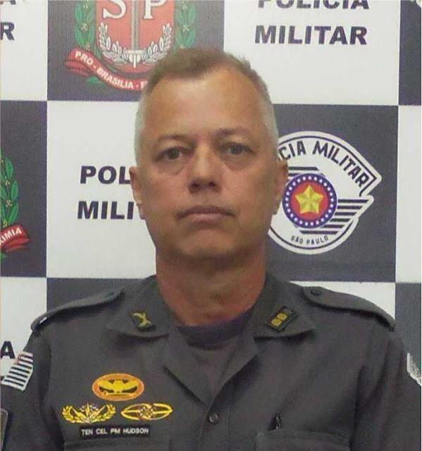 Coronel PM Hudson assume comando do CPI – 4 – Bauru – SP