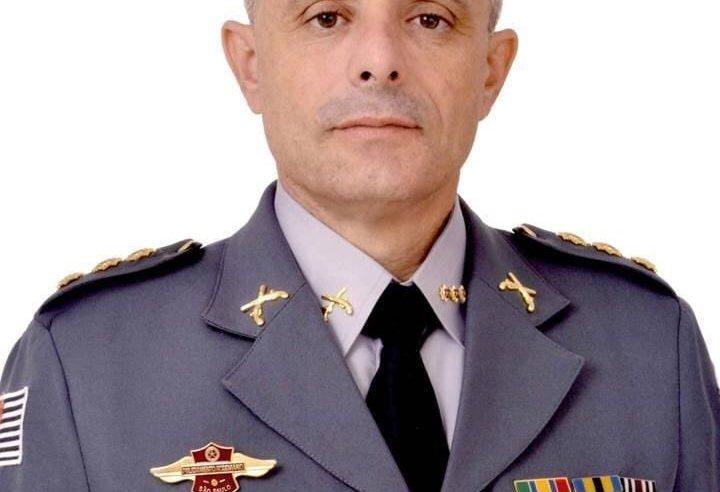 Coronel PM Adriano Aranão é o novo Comandante do CPI-8