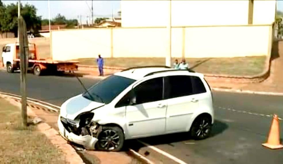 Após perseguição que começou em Botucatu, motorista é detido suspeito de tentativa de latrocínio